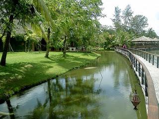 Khu du lịch Văn Thánh - Địa điểm tổ chức tiệc tất niên cuối năm tại Sài Gòn TPHCM