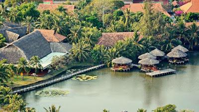 Khu du lịch Tân Cảng- Địa điểm tổ chức tiệc tất niên cuối năm tại Sài Gòn TPHCM